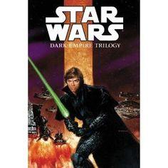 Tom Veitch,Cam Kennedy,Jim Baikie'sStar Wars: Dark Empire Trilogy HC (Star Wars (Dark Horse)) [Hardcover](2010) by T., (Author), Kennedy,C., (Author), Baikie,J., (Author) Veitch,