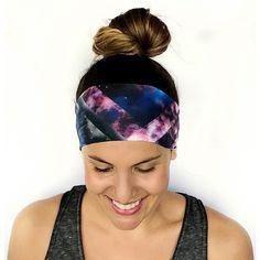 Yoga Headband Workout Headband Fitness Headband Running Headband... ($7) ❤ liked on Polyvore featuring accessories, hair accessories, grey, headbands & turbans, turban headband, yoga headbands, hair band headband, head wrap hair accessories and headband turban