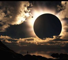 Solar eclipse...Amazing and stunning view!!