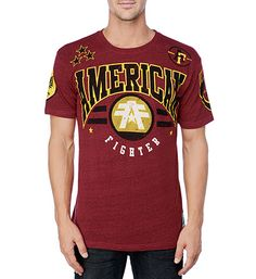 Men's Tops | American Fighter American Fighter, My Style, Mens Tops, T Shirt, Fashion, Supreme T Shirt, Moda, Tee Shirt, Fashion Styles