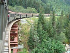 Skagway - White Pass and Yukon Route photo