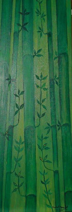 Isabel Monfort. Bambu