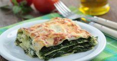 Hmmm, so eine köstliche Spinat-Lasagne ist nicht nur gesund, sondern vor allem an kalten Tagen auch ein herrliches Abendessen.