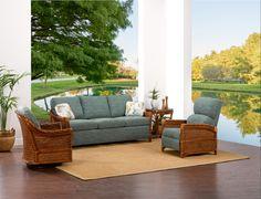 100 Beautiful Indoor Wicker And Rattan Living Room Furniture Ideas