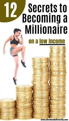 How To Become A Millionaire Looking for ways to build wealth, make more money and be financially independent? Learn how to become a self-made millionaire from nothing. Self Made Millionaire, Become A Millionaire, Savings Planner, Thing 1, Financial Tips, Financial Planning, Financial Assistance, Retirement Planning, Budgeting Finances