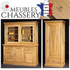 CHASSERY, fabricant de meubles en bois