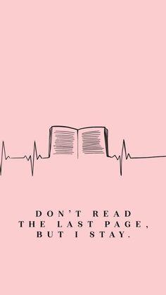 No leo la última página pero me quedo