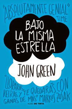 Entre Letras y libros: Bajo la misma estrella de John Green este es un muy buen libro, llore, lo disfrute y lo recomendé!!
