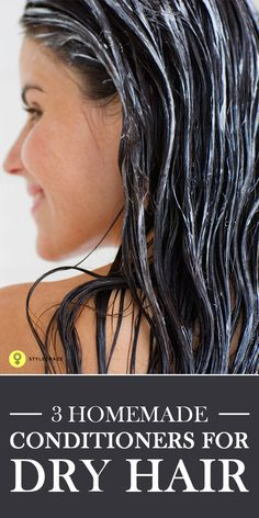 8 Natural Conditioners For Dry Hair