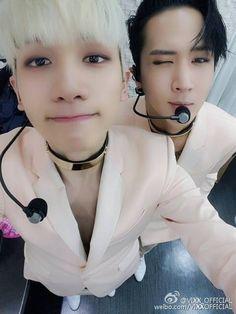 VIXX // Hyuk - Ravi. IM GUNNA DIE FROM THE I CUTENESSS  OMO!!!!