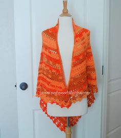 Posh Pooch Designs Dog Clothes: Blessings Ombre Shawl New Crochet Pattern Release   Posh Pooch Designs