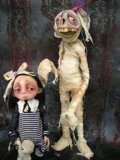 Gail Lackey ooak dolls