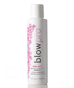 Look at this Tress Relief Leave-In Conditioner on #zulily today!