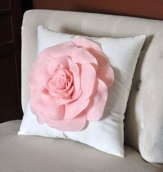 Rose pillow dr who girl room to represent the 10th Doctors love