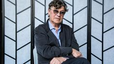"""Legendary performer Robbie Robertson visits Morning Becomes Eclectic to chat about the new documentary """"Once Were Brothers: Robbie Robertson and The Band"""" and share tracks from his latest album Sinematic. Robbie Robertson, Old Trunks, Piece Of Music, Latest Albums, Just Run, Bob Dylan, Really Cool Stuff, Documentaries, Going Out"""