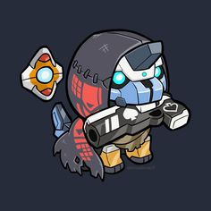 Create Video Games as Your Fun Career Destiny Cayde 6, Destiny Fallen, Destiny Hunter, Destiny Bungie, Destiny Comic, Game Character, Character Design, Emoji Images, Game Art