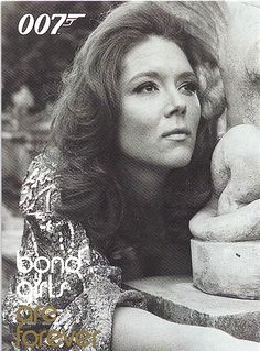 Diana Rigg only gal to ever be a Bond wife