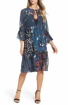 Main Image - French Connection Celia Midi Dress