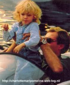 Stefano Casiraghi, Italian Businessman & World Speedboat Champion & Loving Husband of Princess Caroline of Monaco with their youngest child Pierre Casiraghi, September (A few days before Stefano's sudden and tragic death in a speedboat accident on October Uncle Albert, Andrea Casiraghi, Prince Rainier, Cute Little Puppies, Prince Albert, Husband Love, Grace Kelly, How To Take Photos, Royals