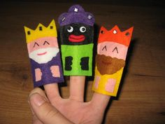 los 3 reyes magos Happy Three Kings Day, We Three Kings, Projects For Kids, Crafts For Kids, Crown Crafts, Celebration Around The World, Marionette, Kings Crown, Twelfth Night