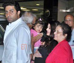 Aishwarya & Family