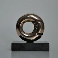 #donut #bronze #sculpture #ingvard