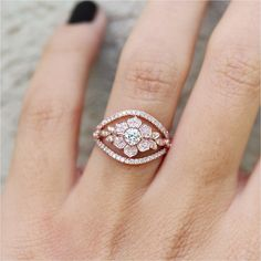 Marvelous Night Before Christmas Engagement Ring Inspiration https://bridalore.com/2017/11/15/night-before-christmas-engagement-ring-inspiration/