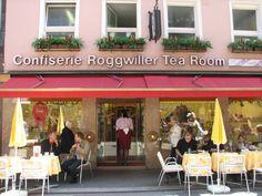 Confiserie Roggwiller Tea Room St Gallen