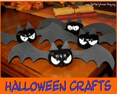 Kids Halloween Party Craft Ideas