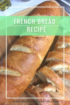 Easy homemade french