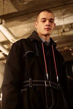 Christian Dada AW17 Menswear Paris Dazed