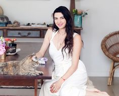 This collection of beauty products and supplements picked by Shiva Rose from #TheLocalRose is next-level... #naturalbeauty