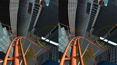 Levensechte achtbaanbeleving met Google Cardboard. Kijk voor inspiratie over virtual reality toepassingen op www.limegifts.nl