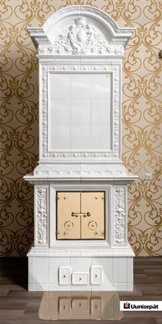 Uunisepät – Tsaaritar. #habitare2014 #design #sisustus #messut #helsinki #messukeskus Doll House, Fireplace, Miniatures, House