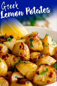 Potato Sides, Potato Side Dishes, Vegetable Side Dishes, Fish Side Dishes, Chicken Side Dishes, Side Dish With Fish, Roast Chicken Dinner Sides, Sides With Chicken, Simple Side Dishes