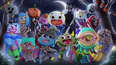 watch the amazing world of gumball the ghouls