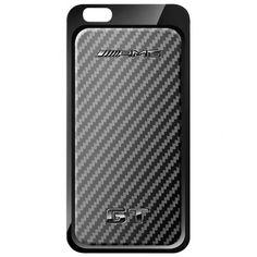 Con la custodia per smartphone GT AMG potete proteggere al meglio il vostro iPhone®. Adatta all'iPhone® 6, questa custodia è stata realizzata sul retro in pregiato carbonio e sui lati in policarbonato particolarmente resistente.