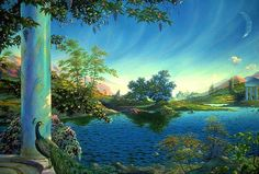 """""""Elysium or The Elysian Fields is the name for paradise in Greek mythology."""""""