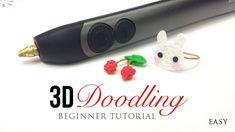 3Doodler 2.0 Tutorial - Easy Guide for Beginners on DIY 3D Printing!