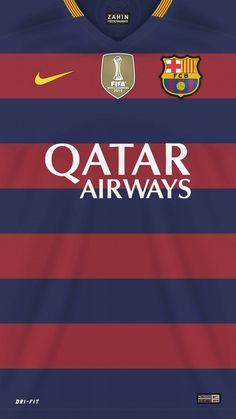 Jersey Fc Barcelona 2016