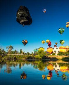 Reno Balloon Race - Reno - Nevada - USA (von Beau Rogers)