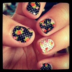 #CupOfTeaJN #Jamberry #B3G1 Shop at https://jamminmomma79.jamberry.com/ #cupoftea #angiesjammies #naildesign #manicure #nails