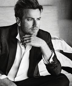 daily-mcgregor: Ewan McGregor for Rhapsody Magazine (May 2016)...