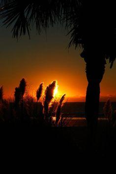 Hilton Head Island, SC at sunrise