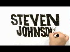Serie Criatividade & Inovacao - De onde vem as boas ideias - Steven John...