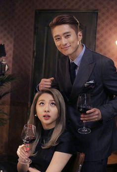 Tae and Jiwoo ♡ Kpop Couples, Cute Couples, Btob, Joker, K Pop, Kard Bm, Kim Woo Jin, Kpop Backgrounds, Dancehall