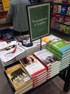 The Deans' Bible leans in with good company at Barnes & Noble.