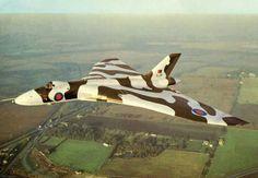 RAF Vulcan Photographer unknown