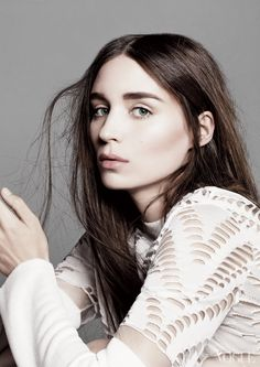http://media.vogue.com/files/Hauntingly beautiful and more than a little mysterious, Rooney Mara is Hollywood's most enigmatic leading lady.