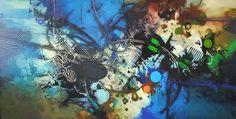 """""""Passion Bleue"""" by Michel Belleau"""